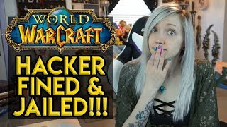 BUTTHURT WOW PLAYER JAILED FOR DDOSing BLIZZARD | TradeChat