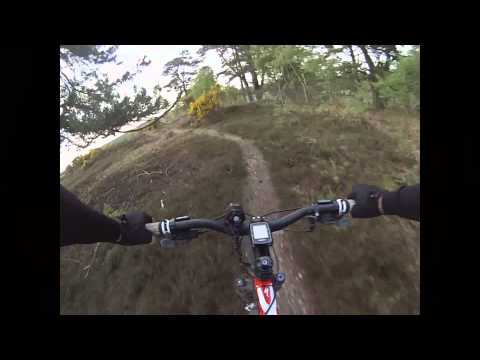 Specialized Hard Rock Disc 2012 - Go Pro 3 White & Chesty mount test