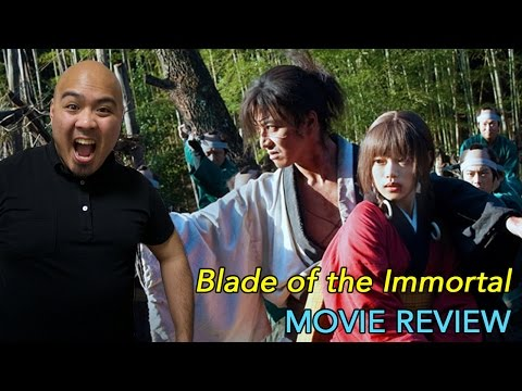 Blade Of The Immortal - Movie Review