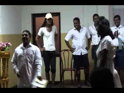Marine Engineering Sinhala Funny Drama . Cinec Batch 35 (at Colombo Dockyard) video