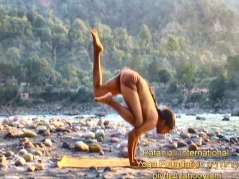 Фото йоги голой 45814 фотография