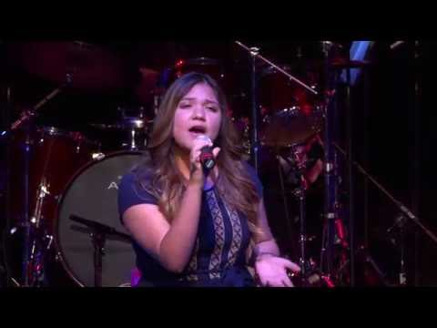Gabriella Flores singing On the Radio at The Cactus Theater May 15, 2016