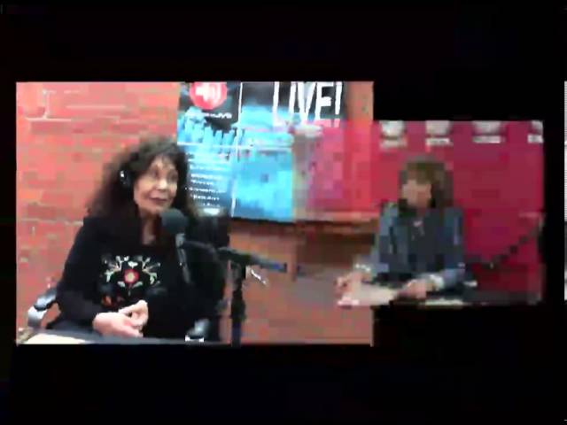 """Karen discusses """"The Whip"""" on The Book Beat w/ Jean-Noel Bassior - 7.22.13"""