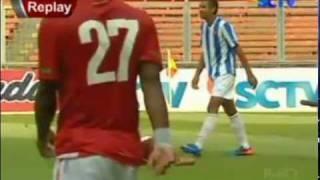 Indonesia U-23 Timor Leste 5 - 0 -- 25 Okt 2011 -- (Cuplikan Pertandingan)