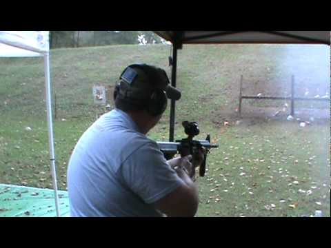 Pinshooter45 Full Auto M4