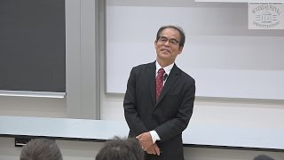 "Prof. Shuji Nakamura – ""Invention of high efficient blue LEDs and future solid state lighting"""