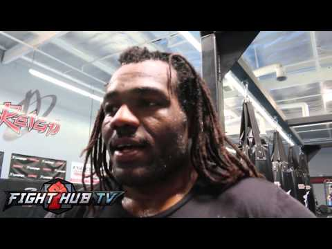 Rameau Sokoudjou  I will be back to the way I was says inconsistency issues have been solved
