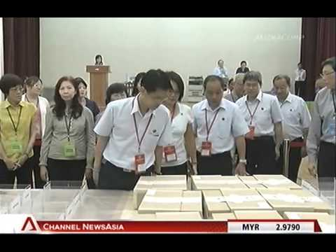 Elections Department releases final tally of votes - 11May2011