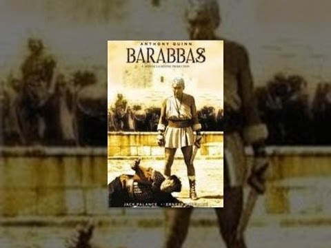 Barabbas is listed (or ranked) 19 on the list The Best Roman Movies
