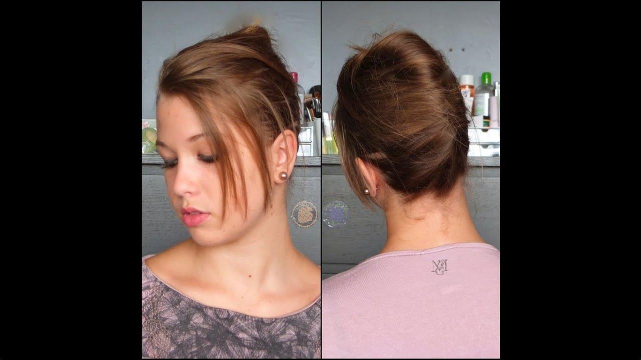 comment se coiffer en 3 minutes