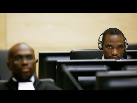 DRC: Lawyers dispute charges against ex-warlord Katanga
