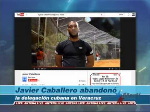 Deportista cubano que desertó en los juegos de Veracruz llega a Miami