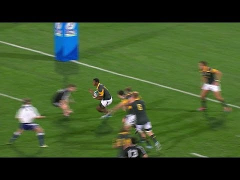 {HIGHLIGHTS} New Zealand 24-33 South Africa at JWC 2014