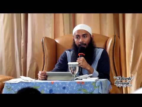 "Mau Dibawa Kemana"" Lecture Doktor Syafiq Riza Basalamah,Hafizahullahuta'ala"