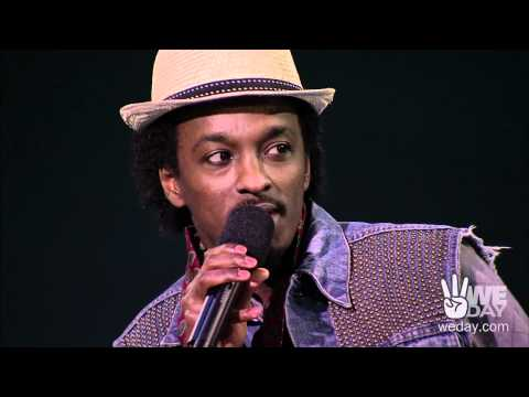 K'naan on the meaning of his song