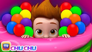 Johny Johny Yes Papa Peekaboo – 3D Animation Nursery Rhymes & Songs For Babies - ChuChuTV For Kids