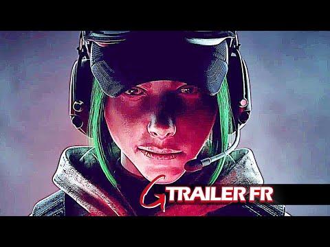 Rainbow Six Siege - Trailer de Blood Orchid VF