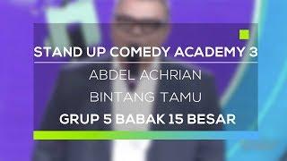 download lagu Stand Up Comedy Academy 3 : Abdel Achrian gratis