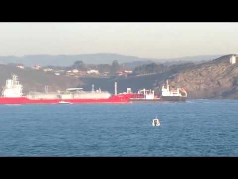 GAS CARRIERS red to red