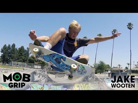Jake Wooten: The Grippiest | MOB Grip