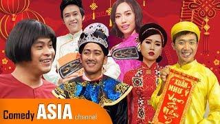 Hài Tết Trường Giang 2018 ft Lầm Vỹ Dạ, Trấn Thành, Diệu Nhi, La Thành | XUÂN RỘN RÃ