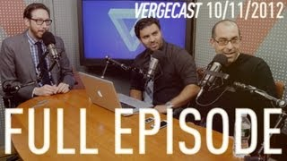 The Vergecast 050 - October 11th, 2012