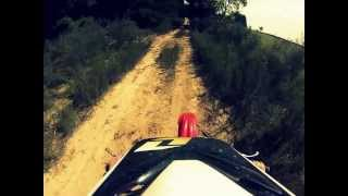 CRF150R - trail riding (gopro)