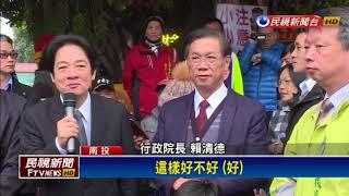 春節前後內閣改組? 徐國勇:媒體揣測!-民視新聞