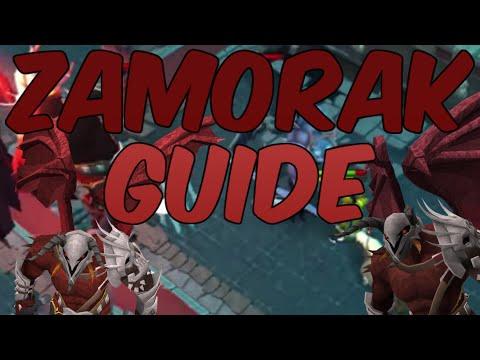 Zamorak GWD Guide UPDATED: 2-4M/Hour Money Making [Runescape 2014]
