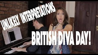 'Unlikely Interpretations': British Diva Day! Shirley Bassey sings Blondie & more