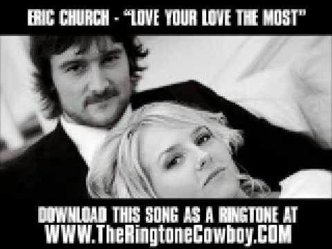 Eric Church - Love Your Love The Most [ Music Video + Lyrics + Download ] Video