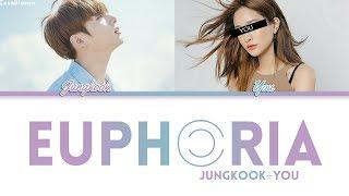 BTS (?????) Jungkook(??) ? Euphoria [2 Members ver.] + YOU as member (Color Coded HAN|ROM|ENG)