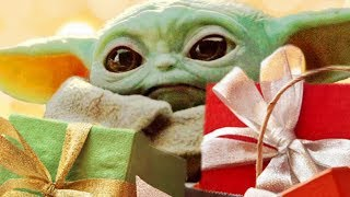 Disney Is Giving Us Baby Yoda Toys For Christmas