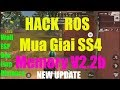[ROS PC-LAP] hack ros SS4 Update Memory V2.2B AIMBOT No Ban 100% How To Hack Rules Of Survival