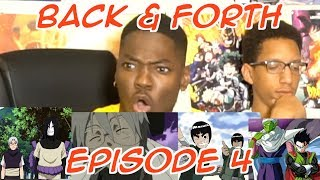 BACK & FORTH EP 4: WHO'S THE BEST ANIME SENSEI?!