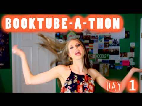 KICKING ASS | Booktube-A-Thon DAY 1