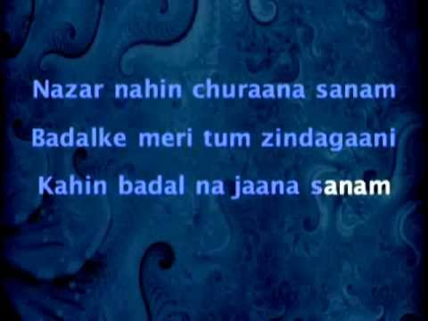 Chura liya hai tumne(COVER SONG) ..Yaadon ki Barat with lyrics...
