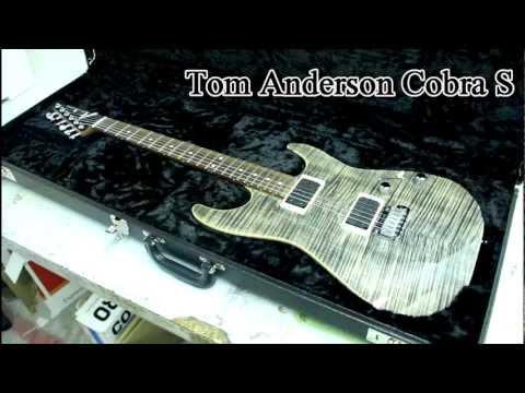 Hot n Fresh: Tom Anderson Cobra S arrives at Make'n Music!