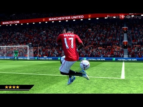 Fifa 13 | (Advanced) Rainbow Flick Tutorial | PS3 & XBOX360 | Skills Guide | by PatrickHDxGaming