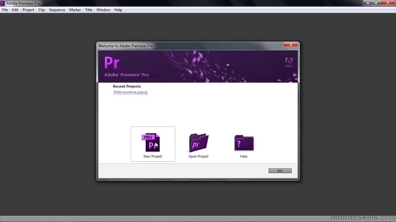 how to add file at beginning video premiere pro