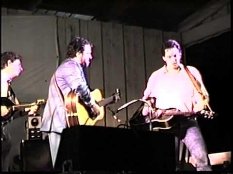 Hot Rize w Stuart Duncan, Jerry Douglas&Mike Compton - On&On - 7/23/89 Winterhawk