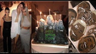 Kanye West 41st Birthday Party 2018 FULL | Kim Kardashian Snapchat 9 June 2018