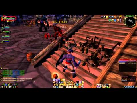 Random Live Commentary - World of Warcraft [1/2]