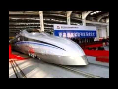 China unveils longest high-speed railway