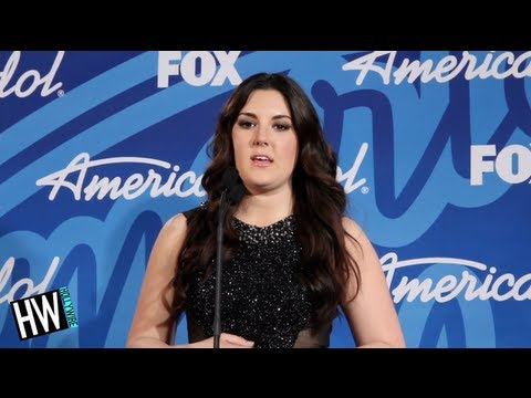 Kree Harrison Reflects Moments After Losing American Idol