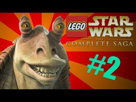JAR JAR'S SEX DUNGEON?! | Lego Star Wars: TCS EP 1: CH 2