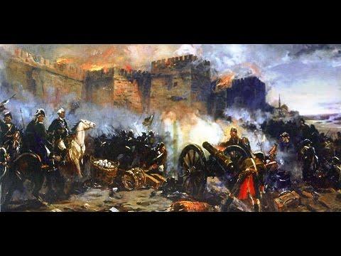 Взятие крепости Измаил - пример доблести русского оружия!