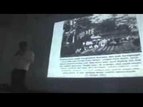 Arsitek Adi Purnomo - Kuliah Tamu Brawijaya dan UIN Malang - arsip IAI Cab Malang