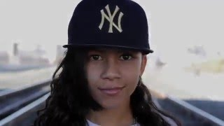 "BABY KAELY ""WHAAAT!"" NOW 11YR OLD KID RAPPER"