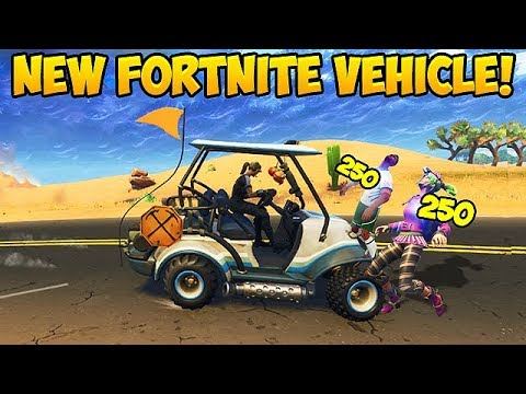 Funny Fortnite Video New Season 5 Kart Best Plays Fortnite